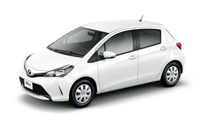 Rent A Toyota Vitz in Sri Lanka
